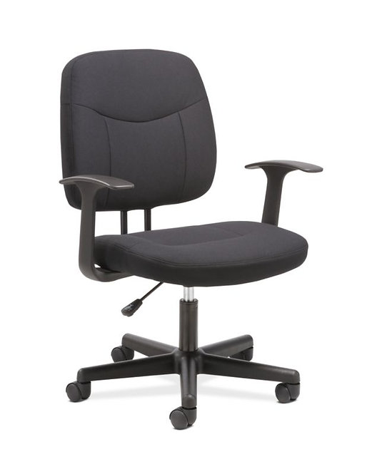 Sadie Task Chair | Fixed Arms
