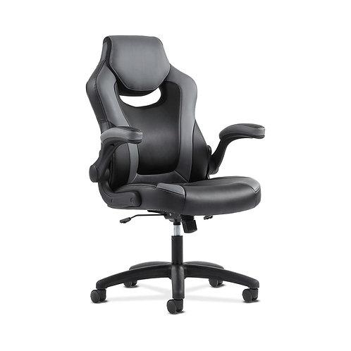 Sadie Racing Style Gaming Chair   Flip-Up Arms