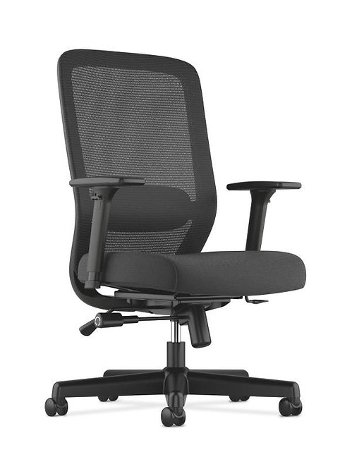 HON Exposure Mesh High-Back Task Chair | Synchro-Tilt, Lumbar, Seat Glide