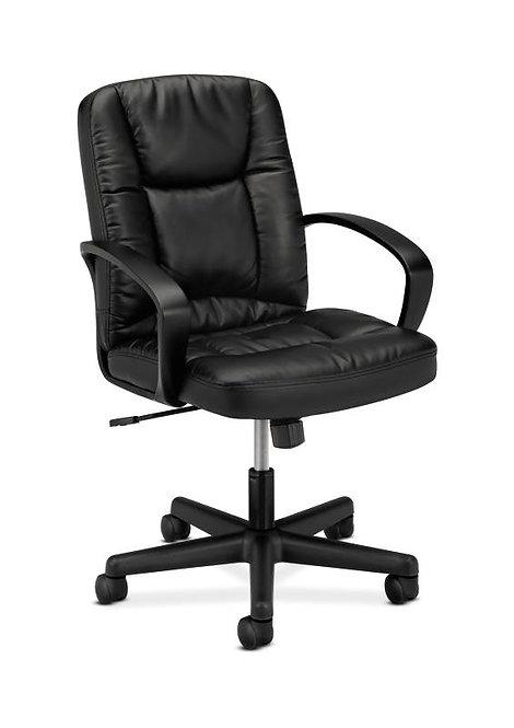 HON Mid-Back Executive Chair | Center-Tilt | Fixed Arms