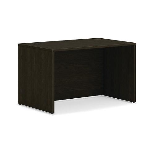 "HON Mod Desk Shell | 48""W | Java Oak Finish"