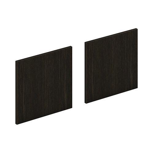 "HON Mod Laminate Doors | Set of 3 | 48""W | Java Oak Finish"