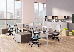 systems furniture, workstations, cubcicles, benching, Ignition