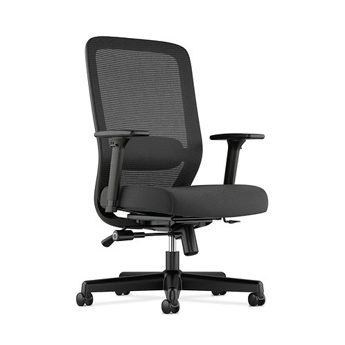 HON Exposure Mesh High-Back Task Chair | Synchro-Tilt, Lumbar, Seat Glide
