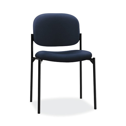 HON Scatter Stacking Guest Chair | Navy Fabric