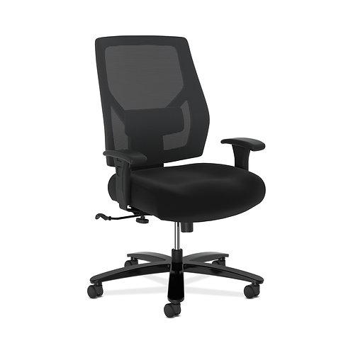 HON Crio High-Back Big And Tall Chair | Mesh Back | Adjustable Arms