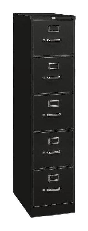 HON 310 Series Vertical File | 5 Drawer | Letter