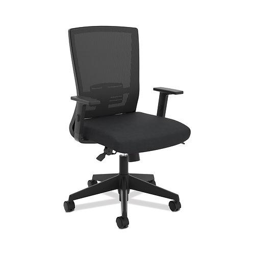 HON Mesh High-Back Task Chair | Center-Tilt, Tension, Lock, Adjustable Lumbar