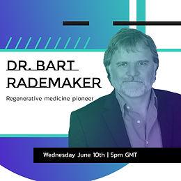 DR. BART RADEMAKER