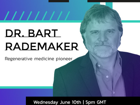 FYF Interview With Dr. Bart Rademaker