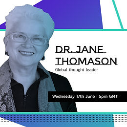 DR. JANE THOMASON