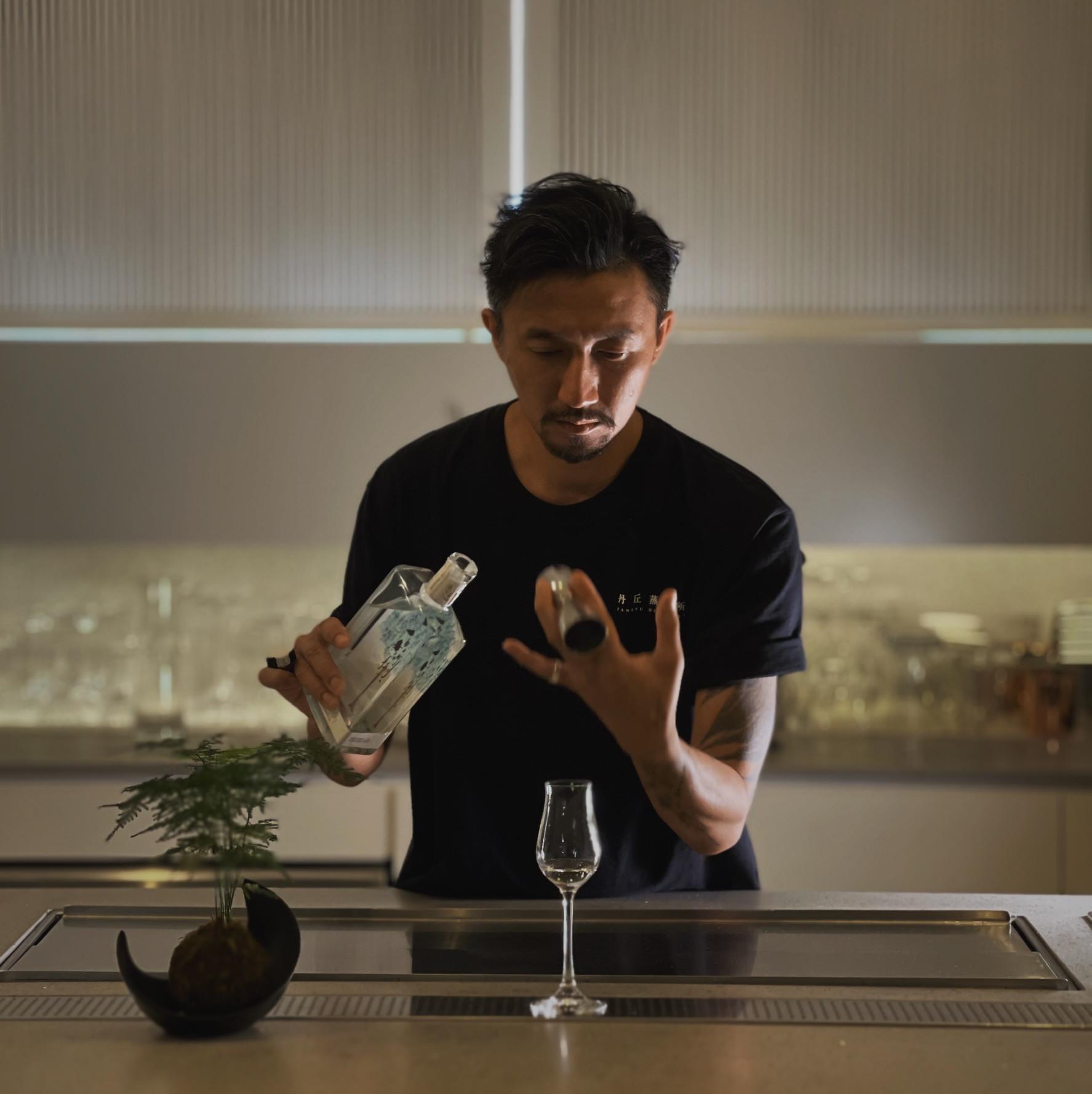 專業調酒課程 by Kit Cheung