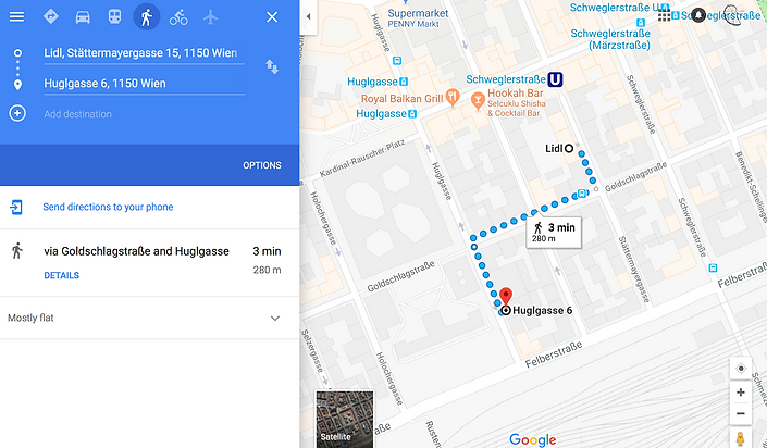 Google_maps_walk_from_the_underground_St