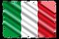association kousmine italie, drapeau Italie