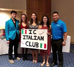 Ithaca Italian Club Fundraiser