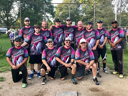 Washburn Entertainment Softball Mens 201