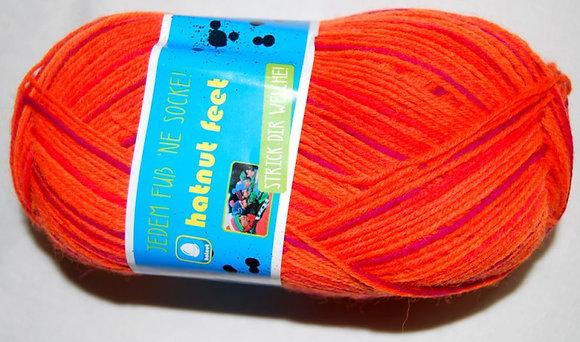 Hatnut feet Orange