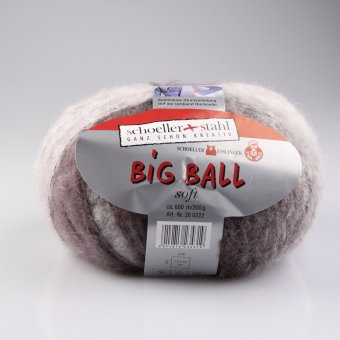 *Big Ball violet* 1Pelote 1 Pull