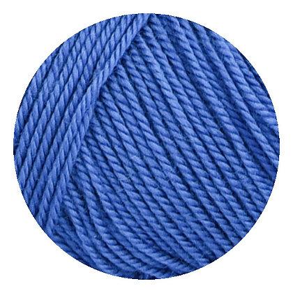 *Perlé 3C bleu électrique*