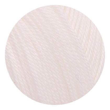 *Perlé 3C blanc*