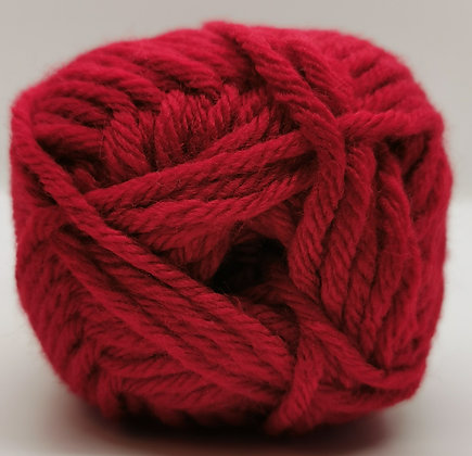 * Cozy Wool Super rouge *