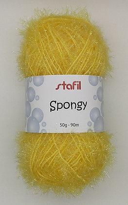 *Spongy jaune*