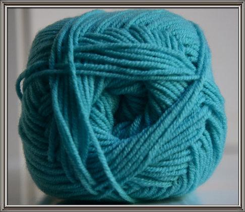 * Soft Spring bleu turquoise *