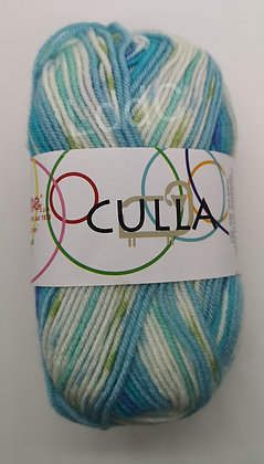 "Culla bleu ""Tropical lane"""