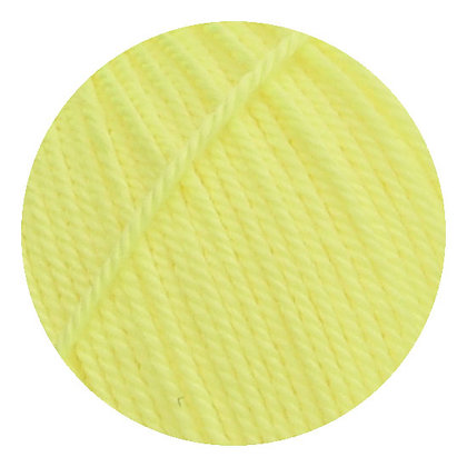 * Perlé 3C jaune fluo*