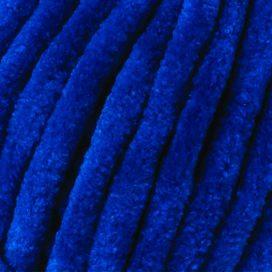 * fil velours bleu électrique *