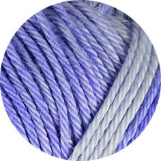 * Organica prints violet *