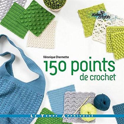 150 points de crochet