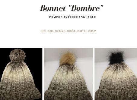 """Bonnet """"Dombre"""""""