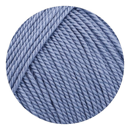 *Perlé 3C bleu jeans*