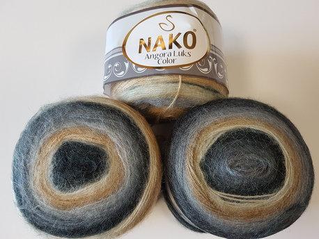 * Cake Angora Luks * nako