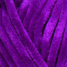 * fil velours violet *
