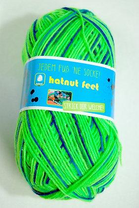 Hatnut feet