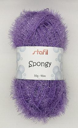 *Spongy violet*