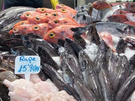 Баскская кухня: рыба
