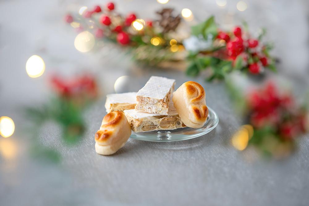 Испанские рождественские сладости: аликантийский туррон и марципан