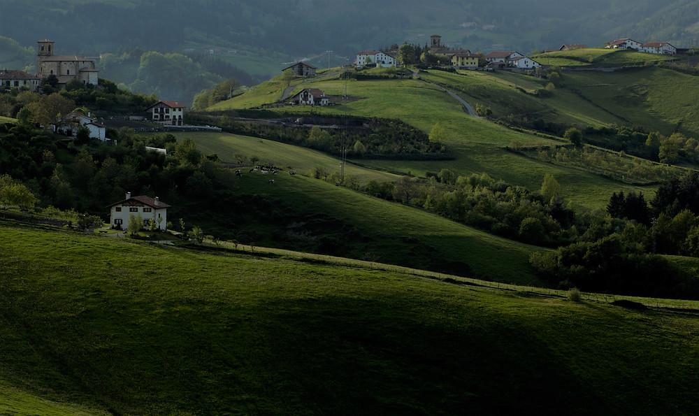 Деревня Арамайона, Алава, Страна Басков (источник: Irekia Gobierno Vasco, фотограф: Mikel Arrazola)