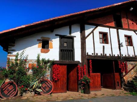 Традиционный баскский дом