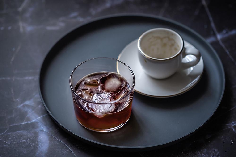 Кофе со льдом. Фото: Salima Senyavskaya