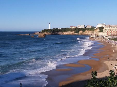 Королевские курорты Баскского побережья