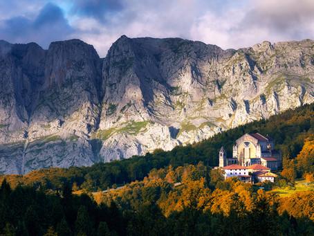 Природные парки Страны Басков