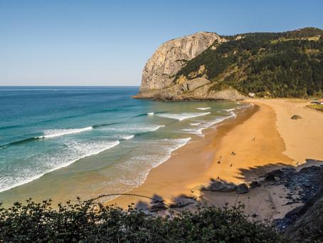 Самые красивые пляжи Страны Басков