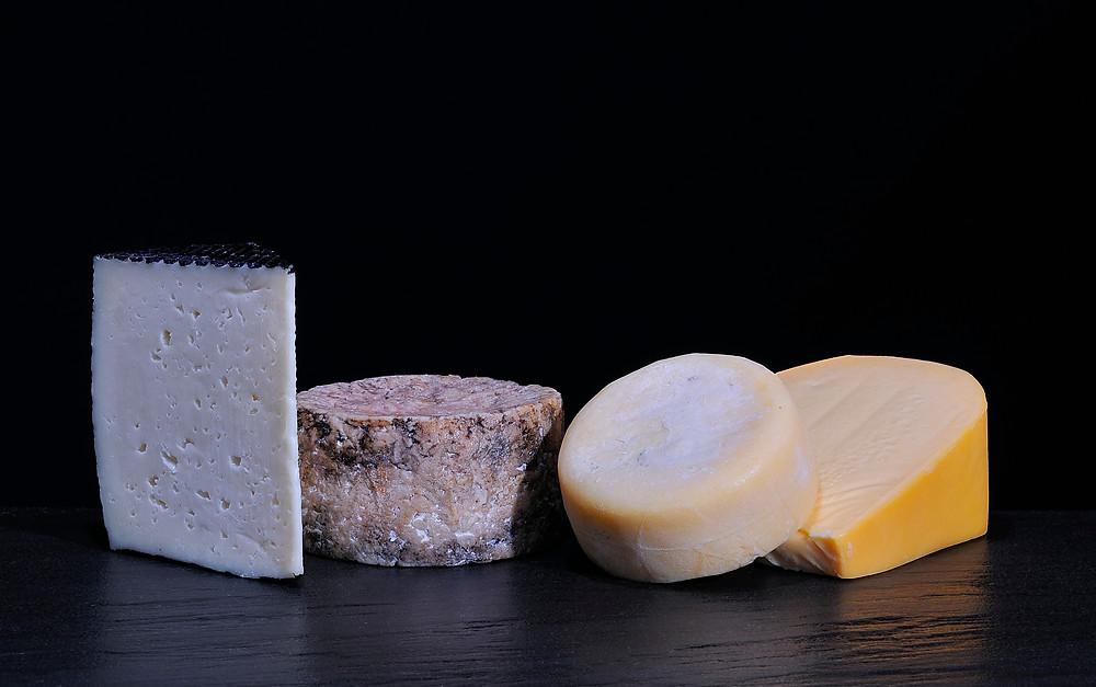 Сыр Северной Испании