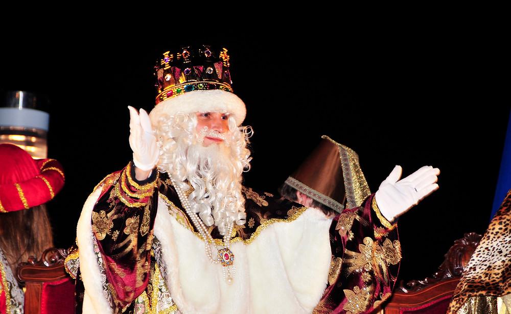 Шествие королей-магов 5 января