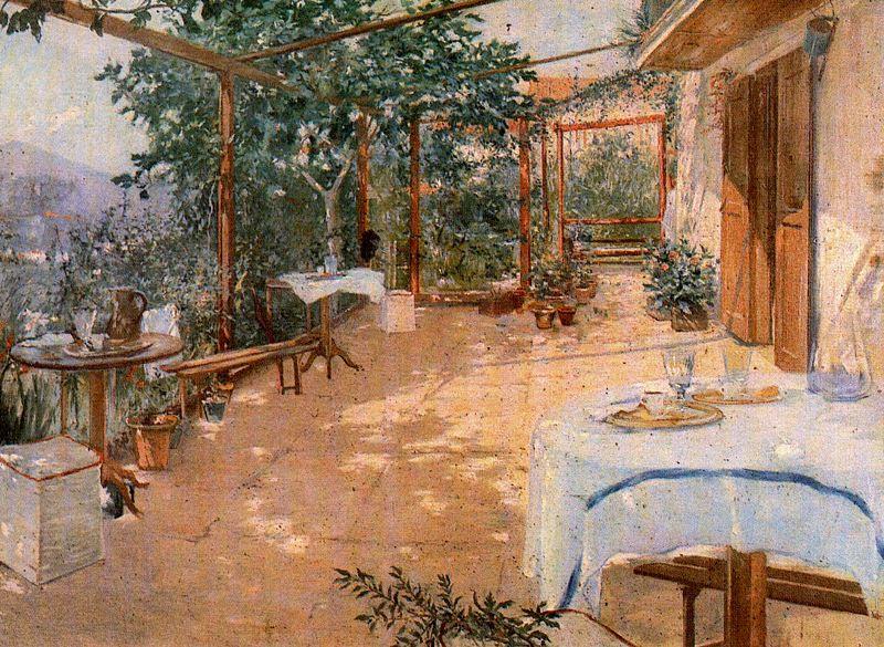 """Дом Ла-Новена"" 1887 Адольфо Гиард"