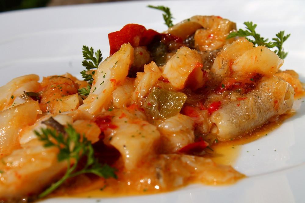 Кухня Наварры: ахоарриеро из трески